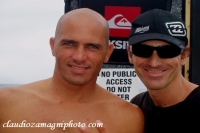 Kelly Slater and Me snapper rock Australia