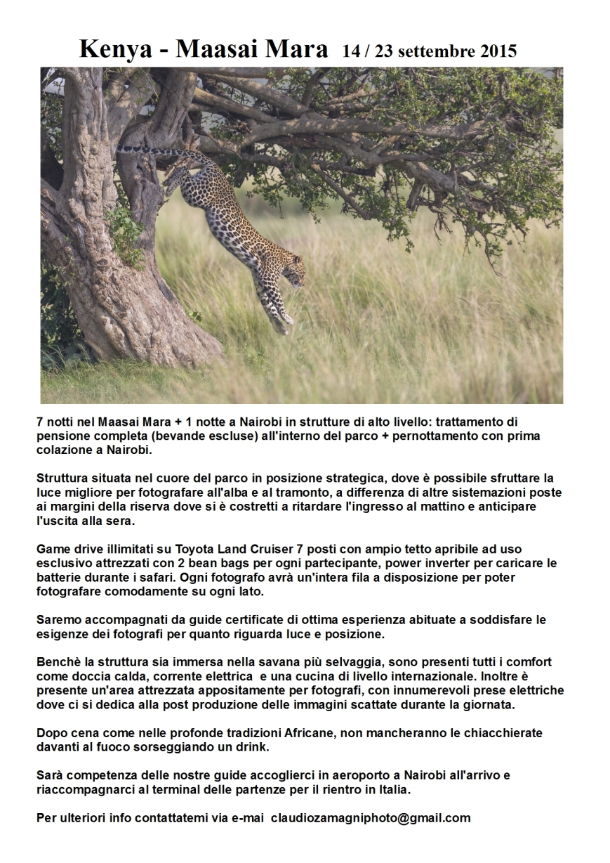 pagina safari x blog